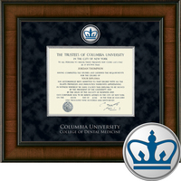 Church Hill Classics Presidential Diploma Frame College of Dental Medicine (Online Only)