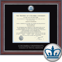 Church Hill Classics Masterpiece Diploma Frame College of Dental Medicine (Online Only)