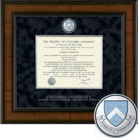 Church Hill Classics Presidential Diploma Frame Engin. & App. Science (Online Only)