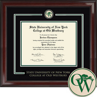 Church Hill Classics Showcase Diploma Frame. Bachelors, Masters (Online Only)