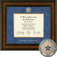 Church Hill Classics Presidential Diploma Frame. Bachelors, Masters