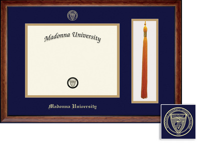 framing success diploma tassel frame double mat exquisite birdseye maple black trim - Diploma Tassel Frame