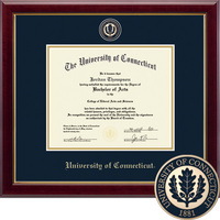 Church Hill Classics Masterpiece Diploma Frame. Bachelors, Masters.