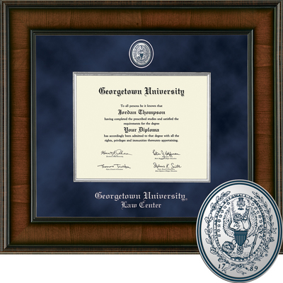 Church Hill Classics Presidential Diploma Frame, Law.