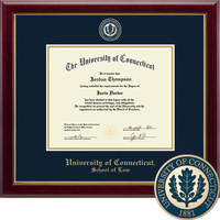 Church Hill Classics Masterpiece Diploma Frame. Law.
