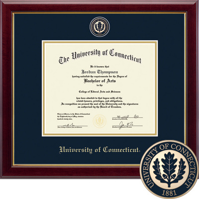 Church Hill Classics Masterpiece Diploma Frame. PhD.