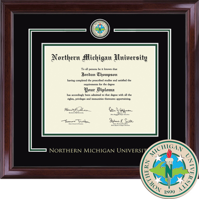 Church Hill Classics Showcase Diploma Frame. Bachelors, Masters, PhD
