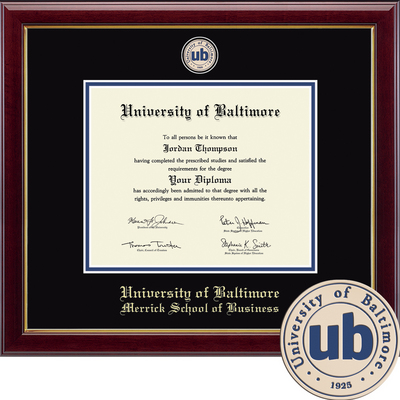 Church Hill Classics Masterpiece Diploma Frame.  Business. (ONLINE ONLY)