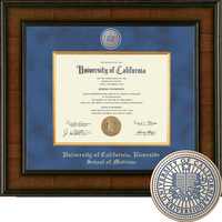 Church Hill Classics Presidential Diploma Frame. Medical. (Online Only)