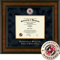 Church Hill Classics Presidential Diploma Frame.  Public Policy (Online Only)