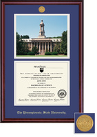 Framing Success Penn State Nittany Lions Classic Diploma Frame