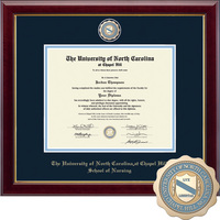 Church Hill Classics Masterpiece Diploma Frame. Nursing (Online Only)