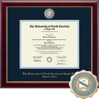 Church Hill Classics Masterpiece Diploma Frame. Law (Online Only)