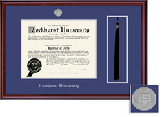 Framing Success Classic (2018pres) Mdl  DiplomaTassel, Dbl Mat in rich burnishedcherry finish