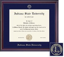 Framing Success Elite Diploma Frame, PhD