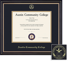 Prestige Pre 606 Double Matted Diploma Frame