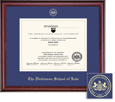Framing Success Penn State Nittany Lions Classic Law Diploma Frame