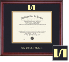 Framing Success Classic Diploma Frame In Burnished Cherry Finish