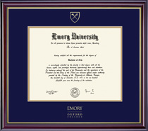 Framing Success Windsor Oxford College Double Matted Diploma Frame