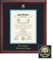 Framing Success Classic Masters Double Matted Diploma Frame