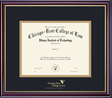 Framing Success Windsor Chicago Kent College Of Law Diploma Frame