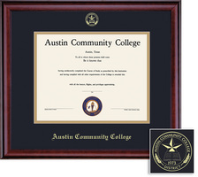 Classic Double Matted Diploma Frame