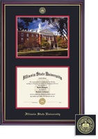Framing Success Windsor DiplomaPhoto Double Matted Diploma Frame