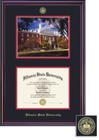 Framing Success Elite DiplomaPhoto Double Matted Diploma Frame