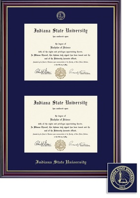 Framing Success Windsor BAMA Double Diploma Frame