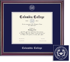 Framing Success Jefferson Double Matted Diploma Frame