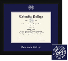 Framing Success Spirit Double Matted Diploma Frame