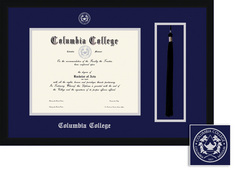Framing Success Spirit DiplomaTassel Double Matted Diploma Frame