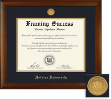 Framing Success Bamboo Diploma Frame