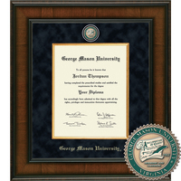 Church Hill Classics Presidential Diploma Frame , Bachelors,Masters, PhD.