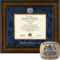 Church Hill Classics Presidential Diploma Frame. Bachelors, Masters, PhD. Available In Store Only