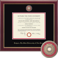 church hill classics masterpiece 85x11 diploma frame