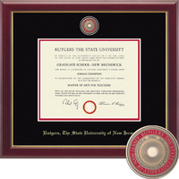 Church Hill Classics Masterpiece 8.5x11 Diploma Frame