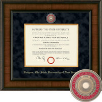 Church Hill Classics Presidential 8.5x11 Diploma Frame