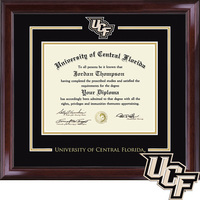 Church Hill Classics Spirit Diploma Frame.  Associates, Bachelors