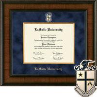 Church Hill Classics Presidential Diploma Frame  Bachelors Masters PhD.