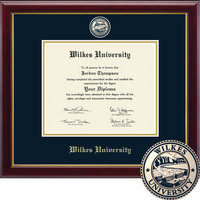 Church Hill Classics Masterpiece Diploma Frame  BachelorsMasters