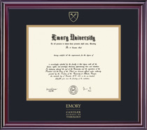 Framing Success Elite Theology Diploma Frame, in Gloss Cherry Finish