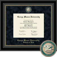 Church Hill Classics Regal Diploma Frame. Law.