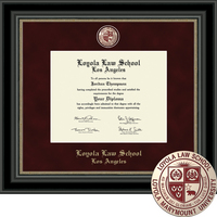 Church Hill Classics Regal Diploma Frame, Law