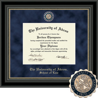 Church Hill Classics Regal Diploma Frame Law. (Online Only)