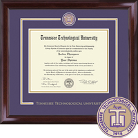 Church Hill Classics Showcase Diploma Frame. Bachelors, Masters, PhD (Online Only)