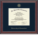 Church Hill Classics Studio Embossed Diploma Frame. Bachelors, Masters.