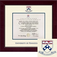 Church Hill Classics Dimensions Diploma Frame. Associates, Bachelors, Masters, PhD.