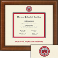 Church Hill Classics Dimensions Plus Diploma Frame. Bachelors, Masters, Pre2013 PhD (Exclusive)