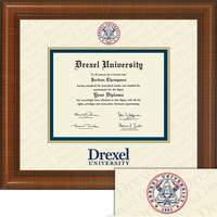 Church Hill Classics Dimensions Plus Diploma Frame. Bachelors, Masters, PhD (Exclusive)